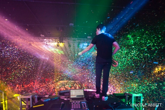 BIG GIGANTIC: THE NIGHT IS YOUNG TOUR